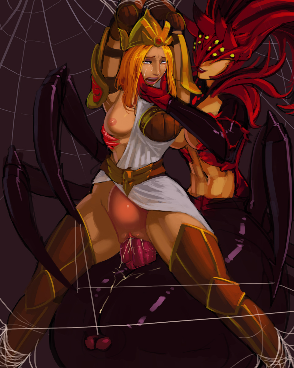 ArachneandAthena