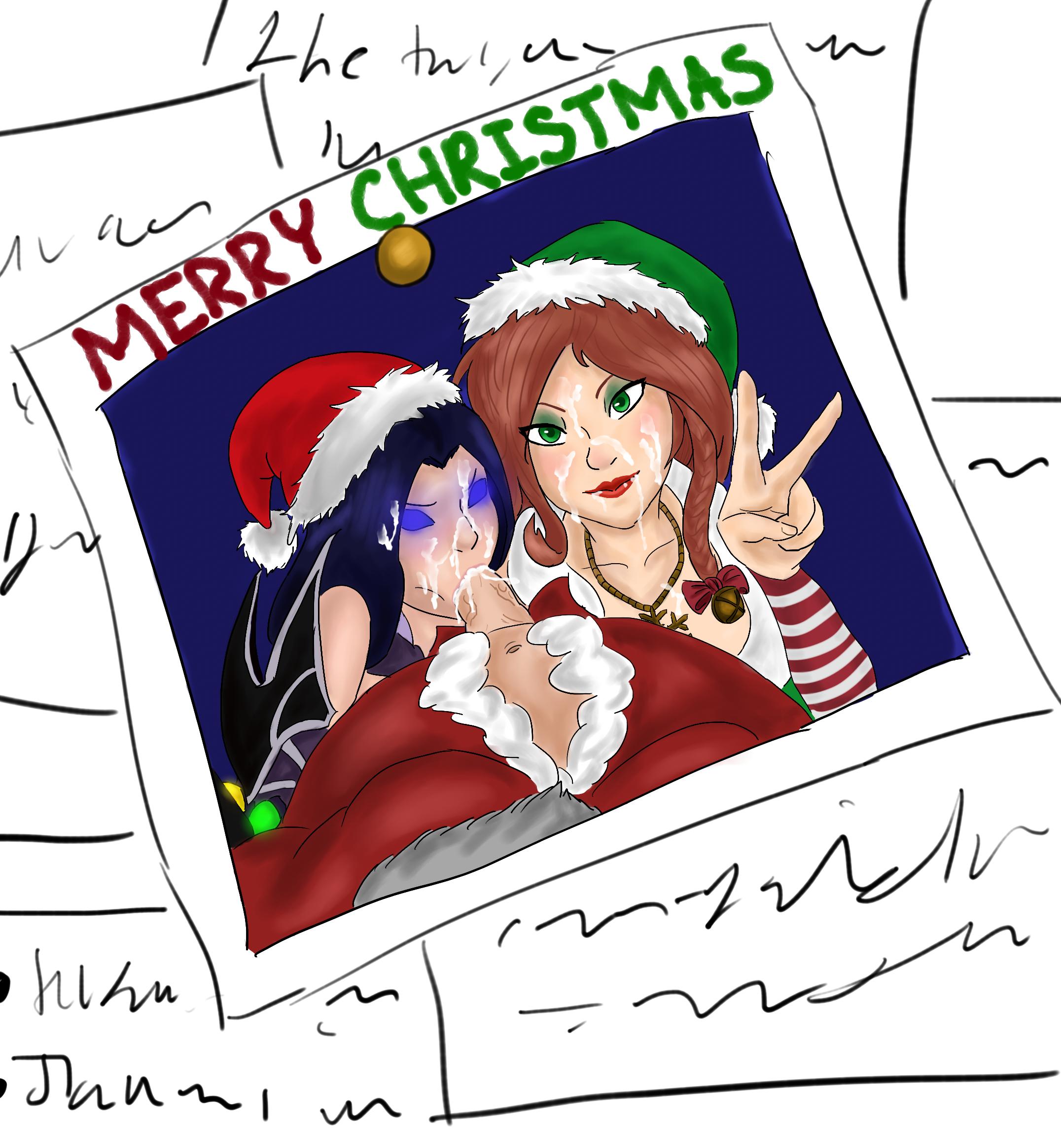 Bacchus Christmas Hel Nu_Wa