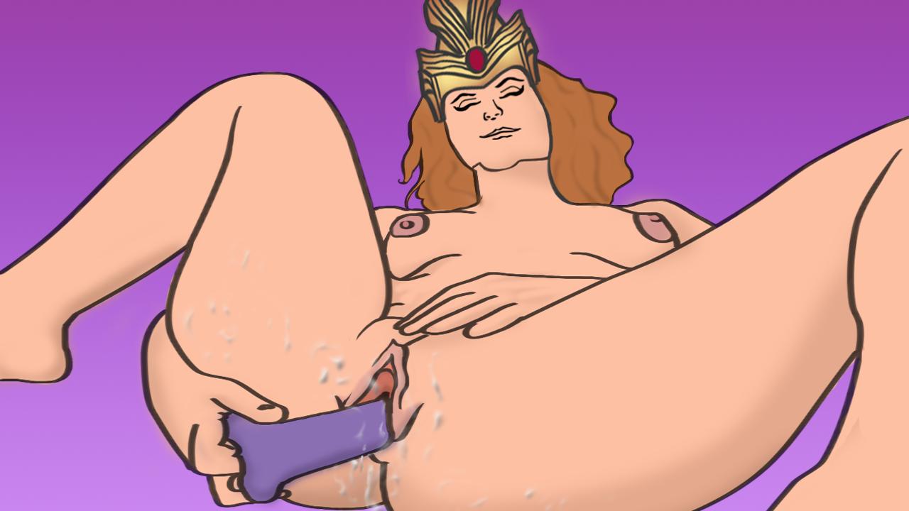 Athena hentai xxx