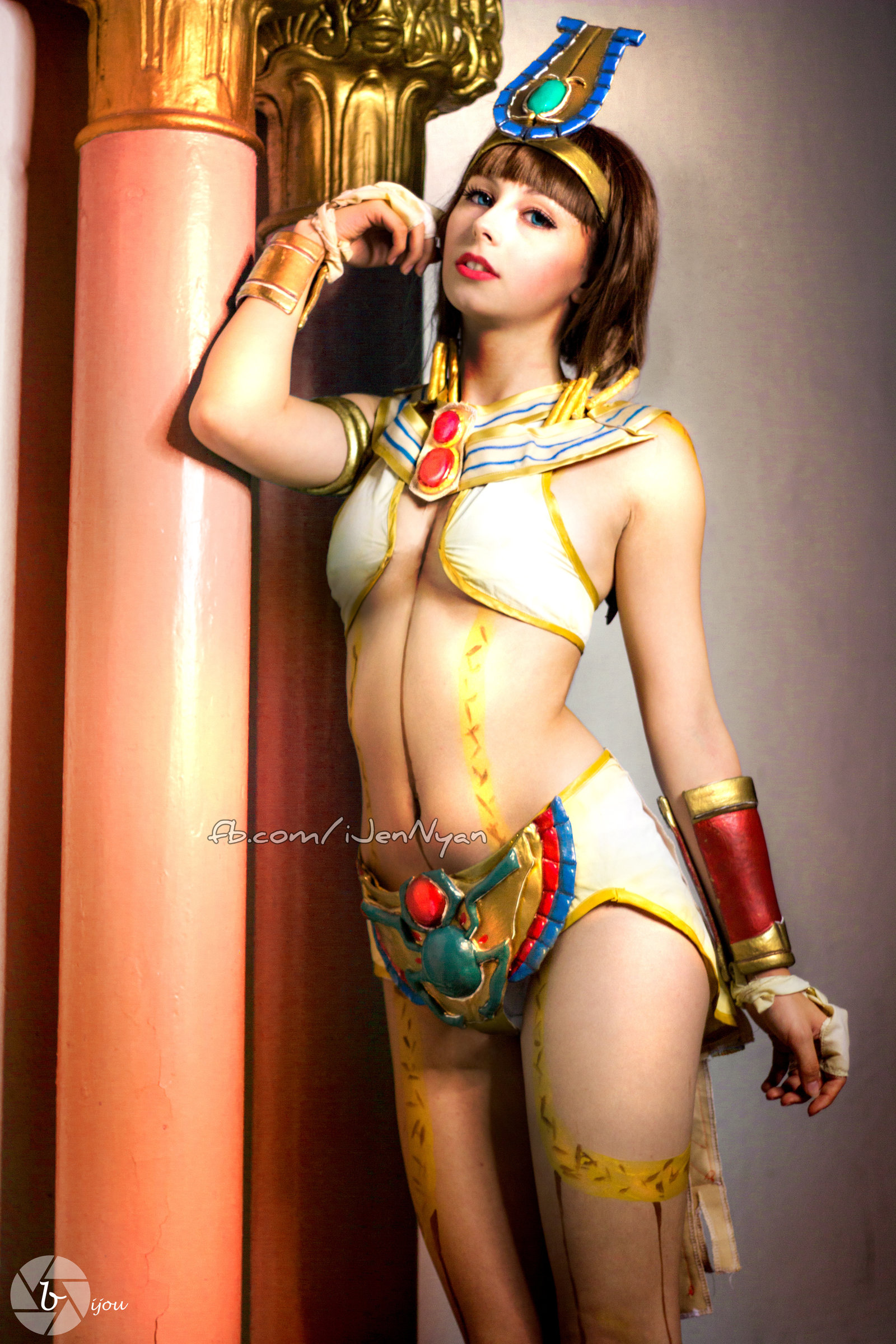 Neith smite cosplay