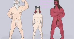 Zeus,Ne zha and ravana